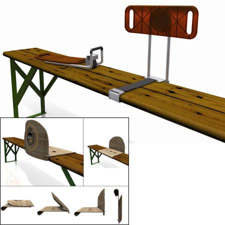 bierbank mit lehne bierbank mit lehne getr nke krevert f x bruckner lagerhaus bruckner haiming. Black Bedroom Furniture Sets. Home Design Ideas